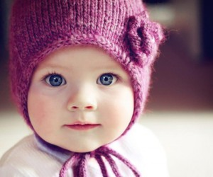 awn, blue eyes, and baby image