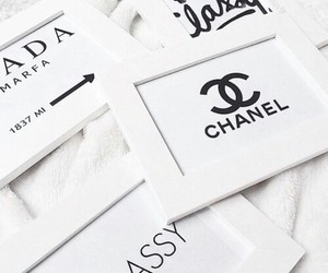 chanel, girl, and photo image