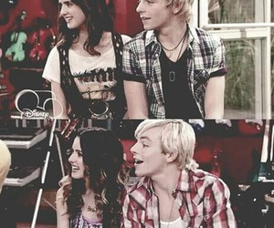 rosslynch, auslly, and raura image