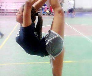 ♡; cheerleading. image