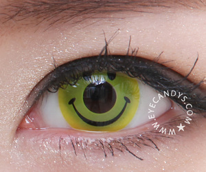 cosmetics, cosplay, and contactlens image