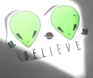 grunge and believe image