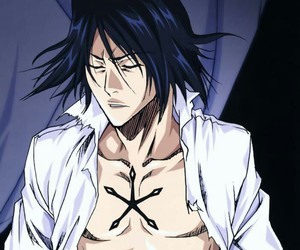 anime, bleach, and quincy image