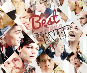 one direction, best song ever, and liam payne image