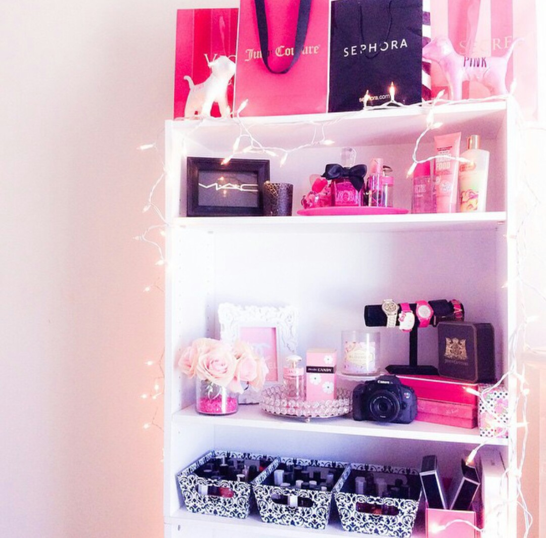 Victoria Secret Bags Juicy Couture Bags Sephora Bag Pink