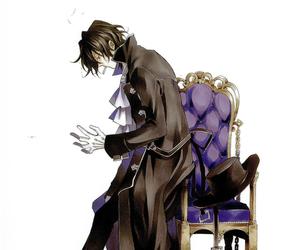manga, pandora hearts, and anime image