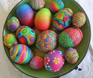 easter, easter eggs, and holiday image