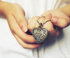 fashion, necklace, and cute image