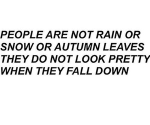 autumn, pretty, and quote image