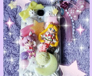 candy, kawaii, and sailor moon image
