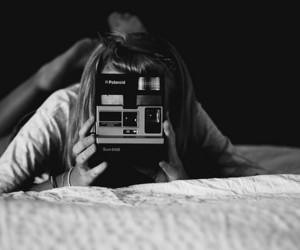 camera, girl, and beautiful image