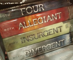 books, gift, and insurgent image