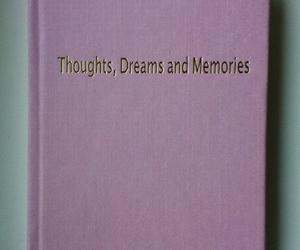 Dream, pink, and memories image
