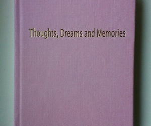 Dream, pink, and memories image