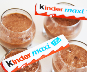 kinder, chocolate, and candy image