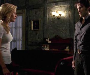amor, bill compton, and sookie stackhouse image