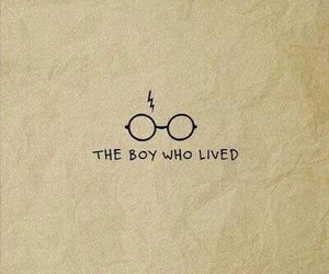 potter, boy, and the image