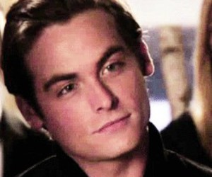 gossip girl and Kevin Zegers image
