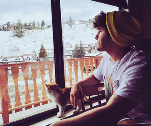 jc caylen, o2l, and cat image