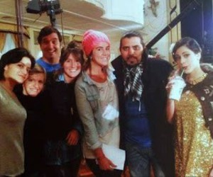 tini and violetta2backstage image