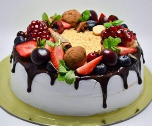 biscuit, cake, and food image