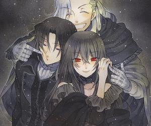 pandora hearts, anime, and lacie baskerville image