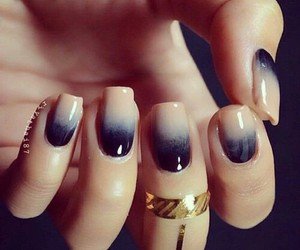 beauty, nails, and loovely image