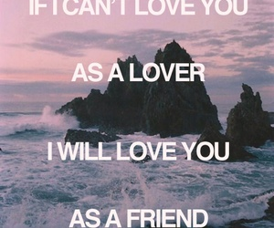love, friends, and lovers image