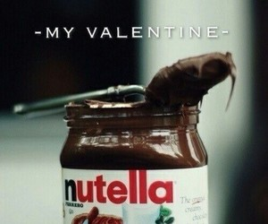 chocolate, Dream, and nutella image