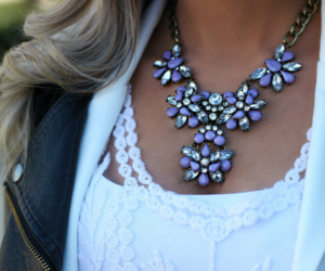 necklace, accessories, and beautiful image