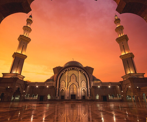 architecture, mosque, and beautiful image