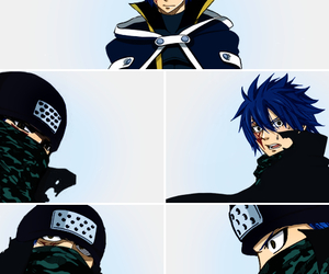 mes, fairy tail, and jellal image