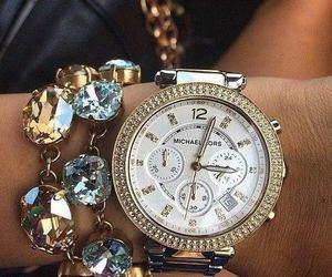 watch, fashion, and Michael Kors image