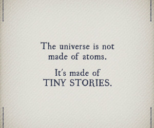 quotes, story, and universe image