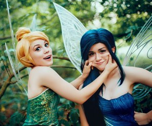 cosplay and Fairies image