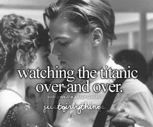 titanic and movie image