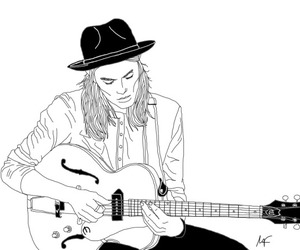 outline, james bay, and music image