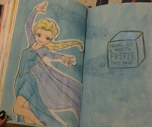 freeze, frozen, and wreck this journal image