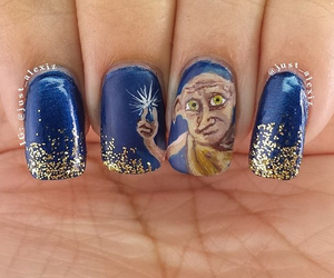 nails and dobby image