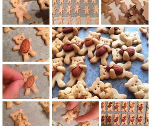almond, biscuits, and diy image