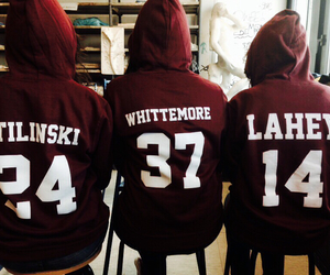 best friend, stiles, and isaac lahey image
