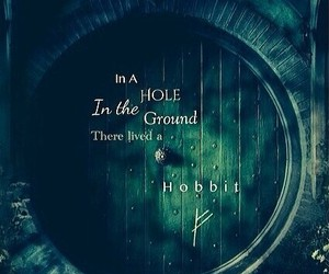 hobbit, the hobbit, and tolkien image