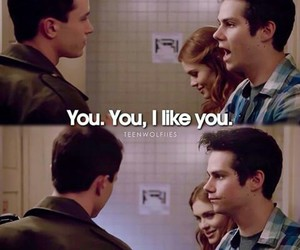 teen wolf, deputy parrish, and holland roden image