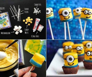 food and minions image