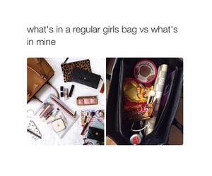 funny and bag image