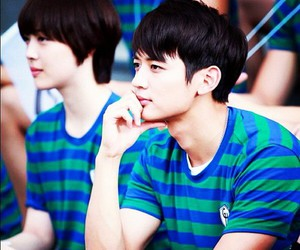 Minho, SHINee, and to the beautiful you image