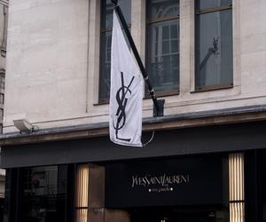YSL, fashion, and Yves Saint Laurent image