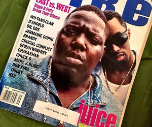 90s, biggie, and Diddy image