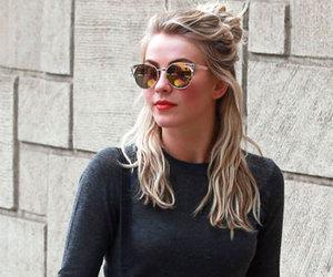 bun, hair, and sunglasses image