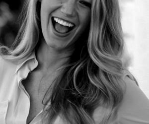 actress, gorgeous, and laugh image